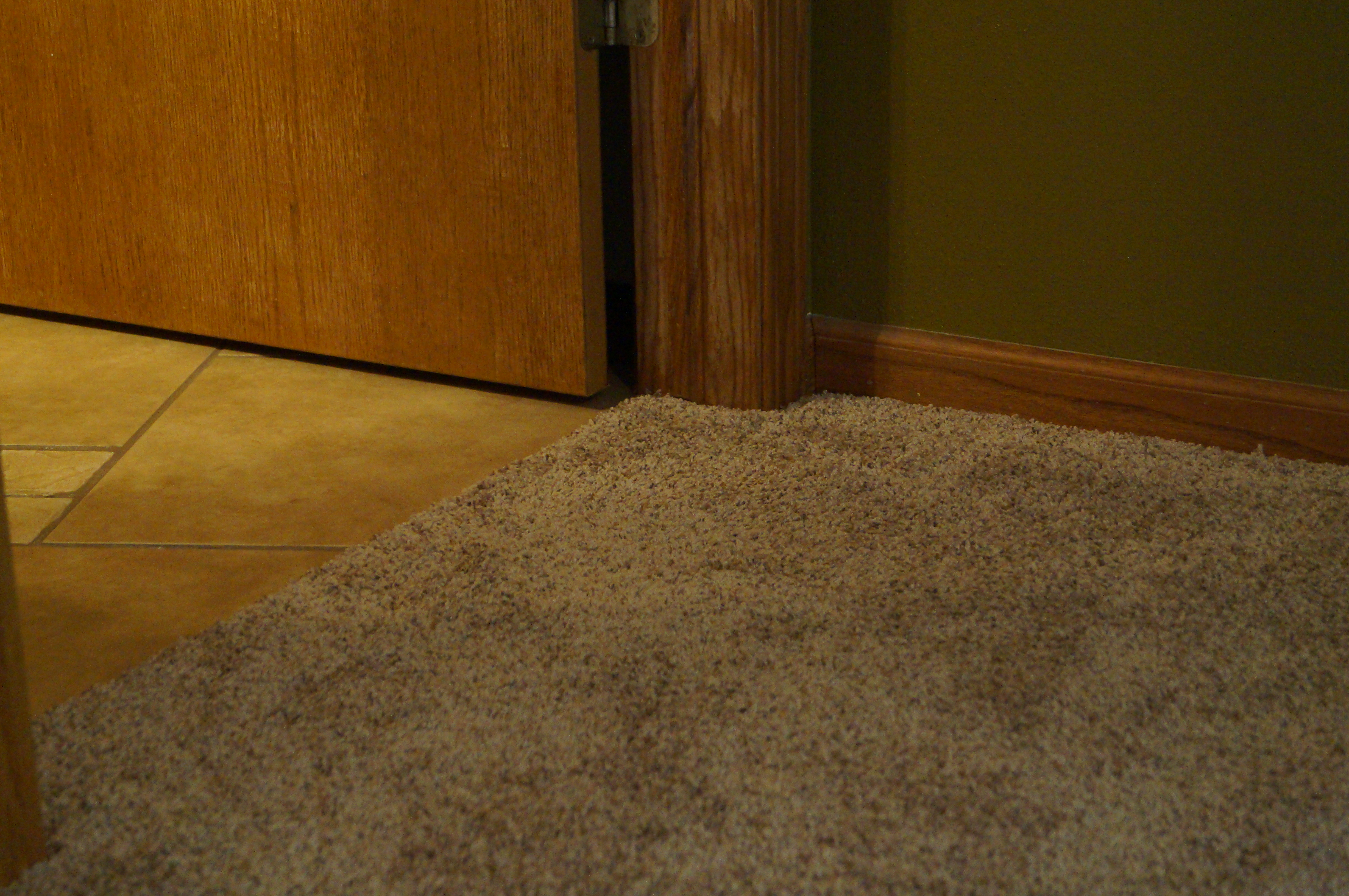 how to get new carpet