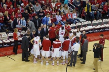 UW-Madison Men's Basketball Tem