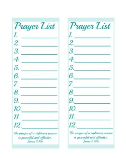 Prayer-List-819x1024