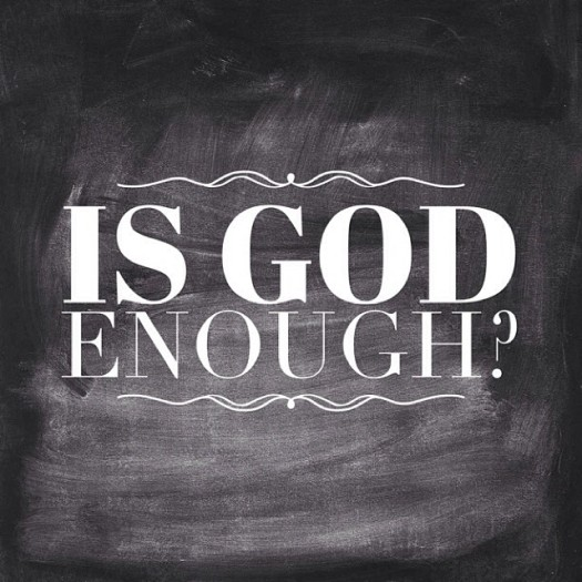God enough