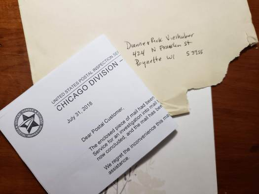 letter from Linda