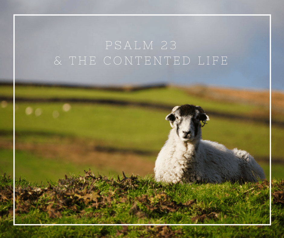 Psalm-23-the-contented-life