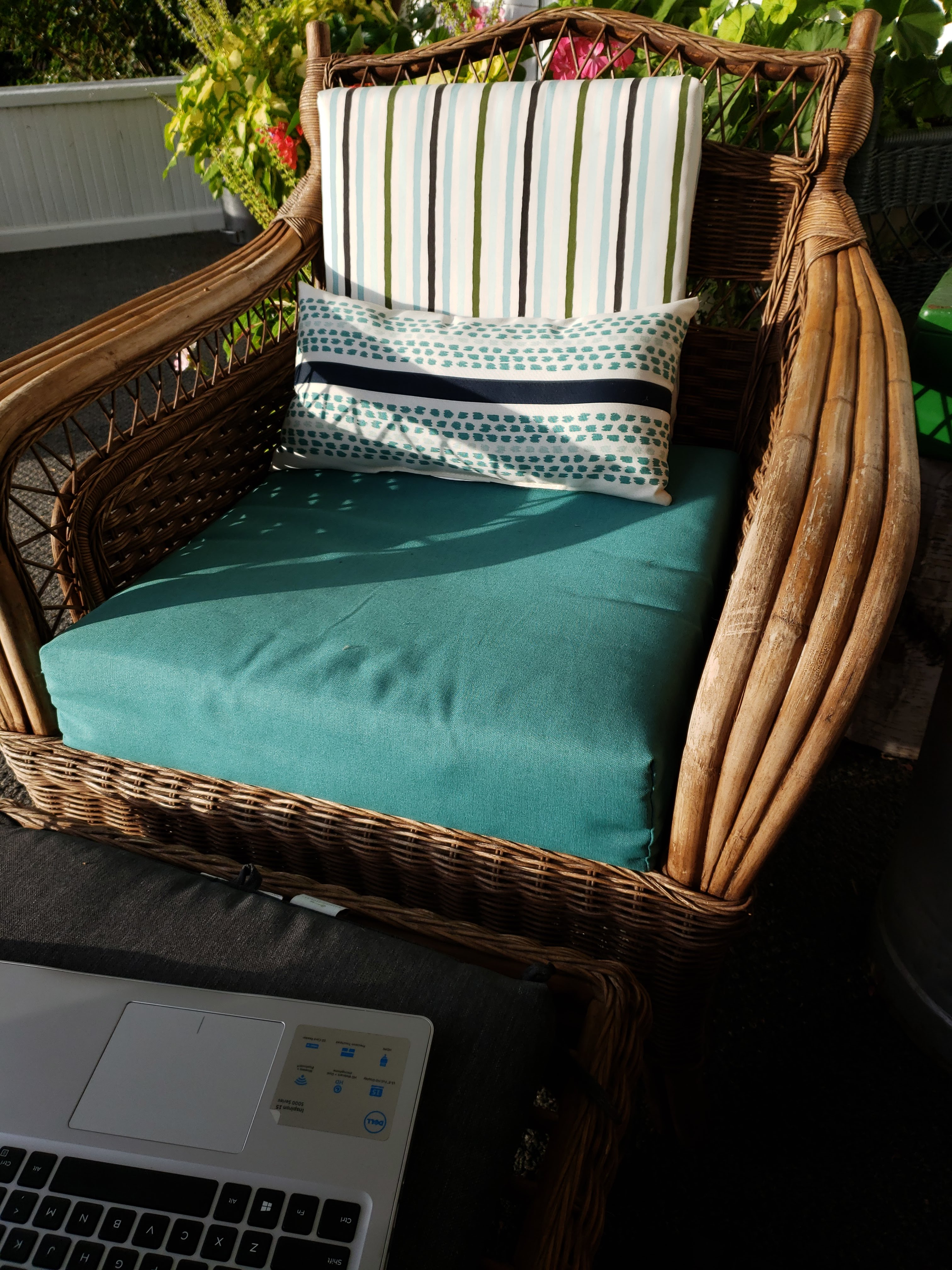 front porch chair