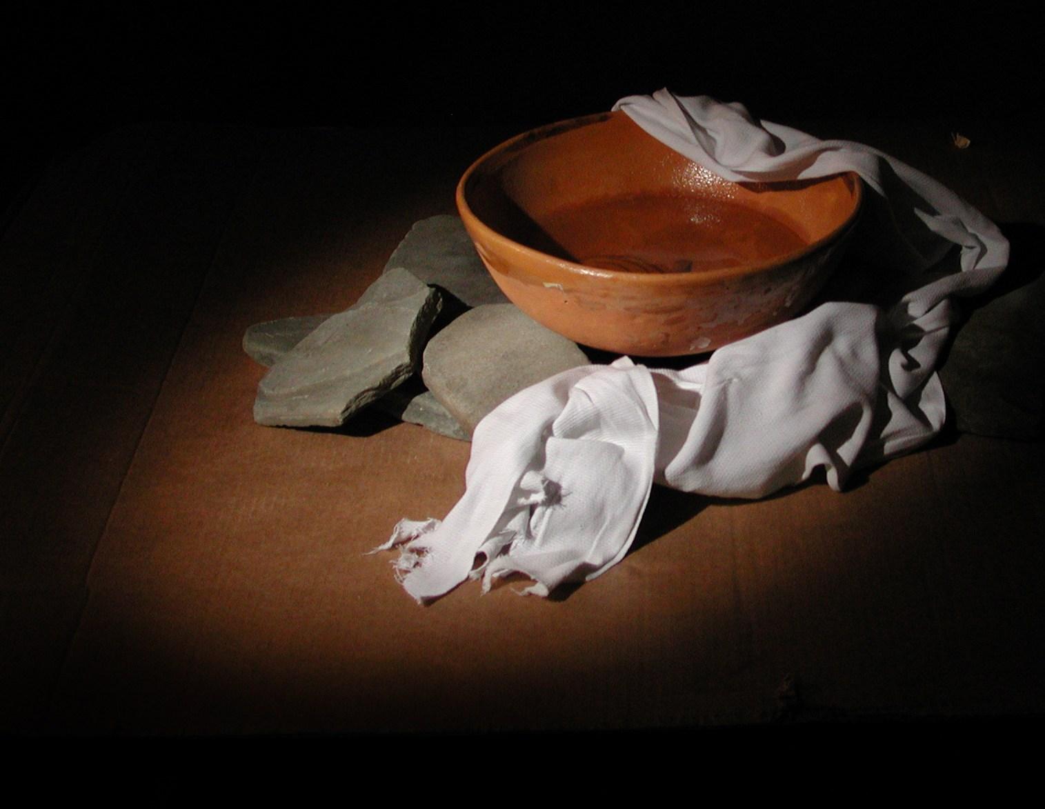 servant towel