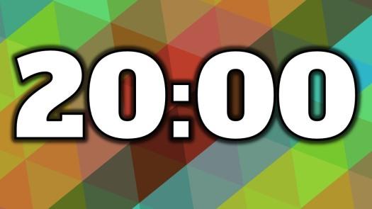20 minutes 2