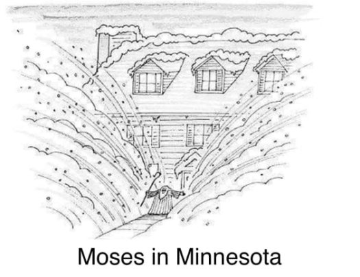 Moses in Minnesota