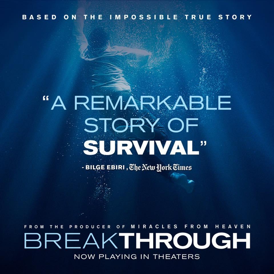 Breakthrough movie pic